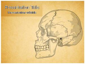Free Skull Powerpoint Template And Themes
