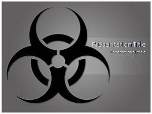Biohazard Free Ppt Template Slide1