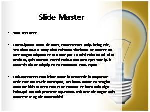 Idea Free Ppt Template Slide1