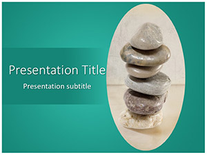 Stones Free Ppt Template Slide1
