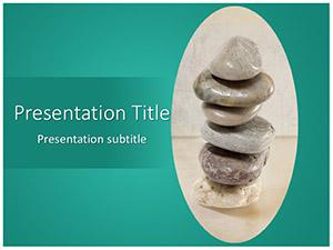 Stones Free Ppt Template Slide1