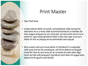 Stones Free Ppt Template Slide3