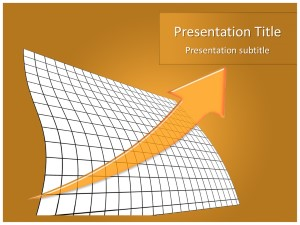 Statistics and Graph Free Ppt Template Slide1