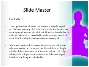 Yoga Free Ppt Template Slide2