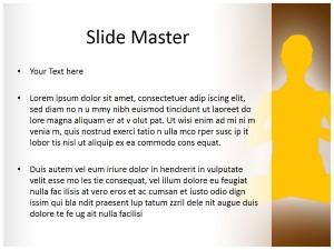 Yoga Meditation Free Ppt Template Slide2