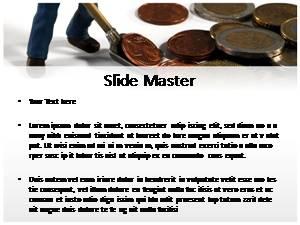 Saving Money Free Ppt Template Slide2