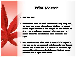 Autumn Free Ppt Template Slide3