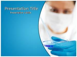 Biology Free Ppt Template Slide1