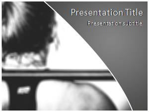 Gym Free Ppt Template Slide1