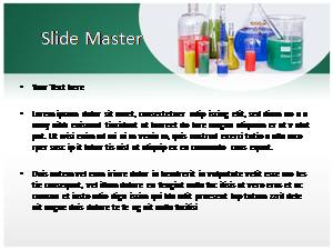 Lab Equipment Free Ppt Template Slide2
