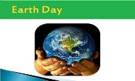 Earth Day PowerPoint Presentation