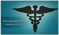 Medical Logo Free Ppt Template