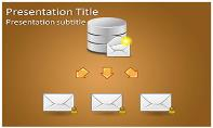 Email Free Ppt Template