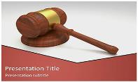Law Free Ppt Template