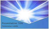 Light Abstract Free Ppt Template