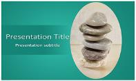 Stones Free Ppt Template