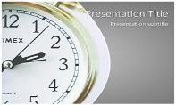 Time Management Free Ppt Template