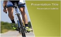 Cycling Free Ppt Template