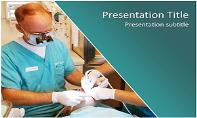 Dentist Free Ppt Template