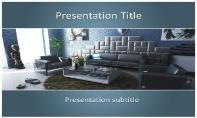 Interior Free Ppt Template