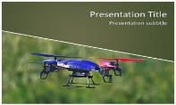 Drone Free Ppt Template