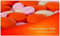 Drugs Medicine Free Ppt Template