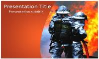 Firefighters Free Ppt Template