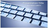 Keyboard Free Ppt Template