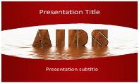 Aids Free Ppt Template