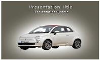 Car Free Ppt Template