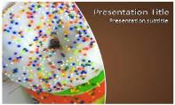 Donuts Free Ppt Template