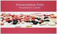 Medications Free Ppt Template