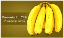 Bananas Free Ppt Templates