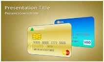 Credit Debit Card Free Ppt Templates