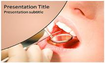 Dental Test Free Ppt Templates