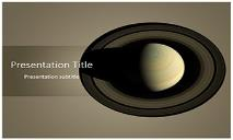 Saturn Free Ppt Templates