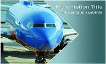Airplane Free Ppt Templates