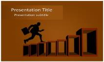 Step to Success Free Ppt Templates