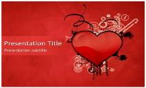 Heart Free Ppt Templates