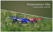 Drone Free Ppt Templates