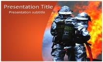 Firefighters Free Ppt Templates