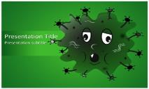 Germ Free Ppt Templates