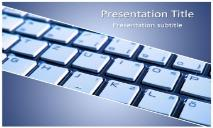 Keyboard Free Ppt Templates