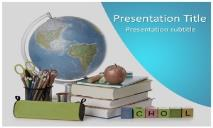 Back to School Free Ppt Templates