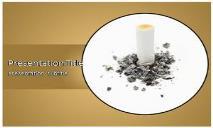 Quit Smoking Free Ppt Templates