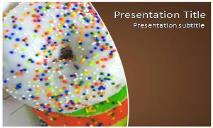 Donuts Free Ppt Templates