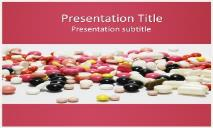 Medications Free Ppt Templates