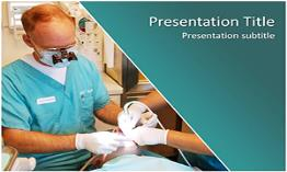 Dentist Free Powerpoint Template