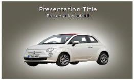 Car Free Powerpoint Template