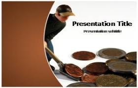Free Saving Money PowerPoint Template
